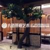 大型仿真松树木雕雪松马尾松中式会所展厅装饰软装迎客松摆件盆景