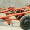 运输车 下置式运杆车 电线杆运杆车 自装卸式运杆车