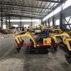 微型履带挖掘机市政工程挖土机园林工程挖地机