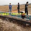 1-2米框架式整平机5米桥面震动梁电动滚筒式摊铺机