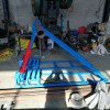 放线架5吨 卧式放线盘10吨 三角放线架